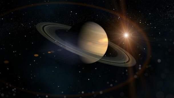 Необычное фото Юпитера