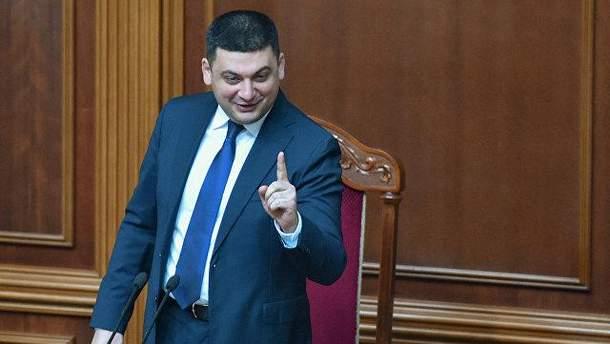 Гройсман рассказал Туску об успехах Украины