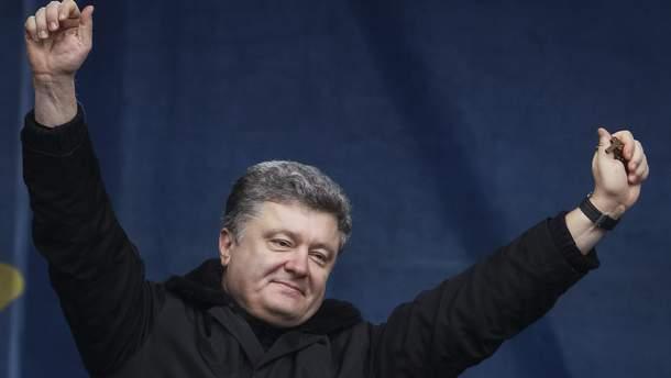 Порошенко відвідає фінал Ліги чемпіонів у Києві