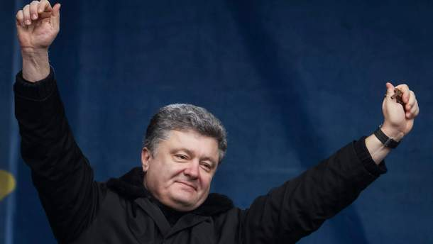 Порошенко посетит финал Лиги чемпионов в Киеве