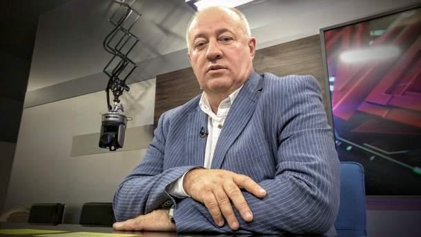 Виктор Чумак идет в президенты Украины