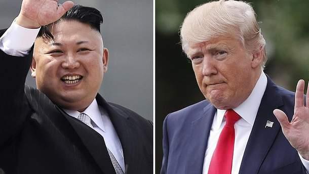 """Трамп заявив, що готовий до """"безрозсудного вчинку""""  Пхеньяна"""