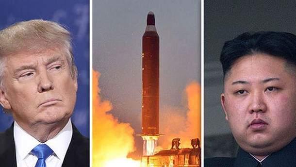 """Трамп заявил, что готов к """"безрассудному поступку"""" Пхеньяна"""