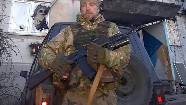 На Донбассе погиб боец Иван Жуков из Ровенской области