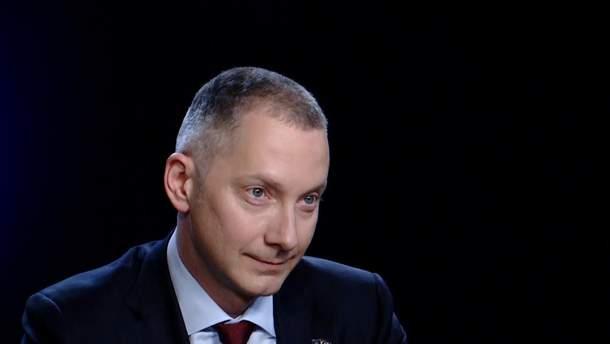 Борис Ложкін очолив Єврейську конфедерацію України