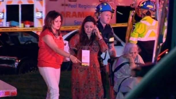В провинции Онтарио (Канада) произошел взрыв в ресторане: 15 человек ранены
