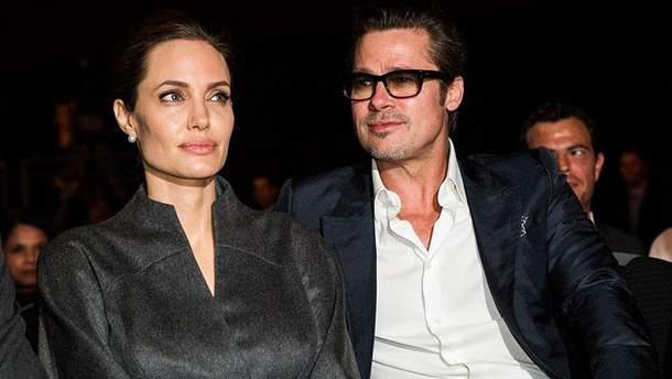 Бред Пітт розлютив Анджеліну Джолі через гостру заяву, – ЗМІ
