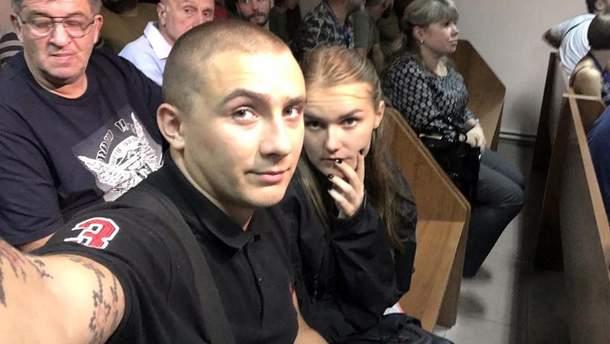 Усатенко рассказала детали относительно нападения на Стерненко