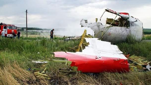 Украина может присоединиться к преследованию России за сбитие самолета MH17