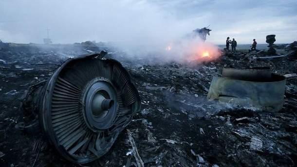 У Кремлі відкинули звинувачення Росії у збитті Боїнга-777 на Донбасі