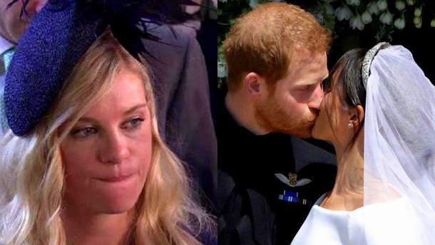 Перед весіллям принц Гаррі мав розмову з екс-дівчиною