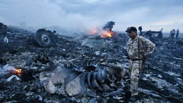 """Слідча група оприлюднила нові дані щодо збитого Росією """"Боїнгу"""""""
