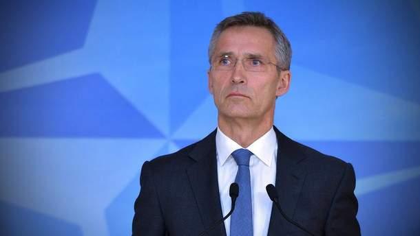Голова НАТО закликав Москву визнати вину в катастрофі рейсу  MH 17