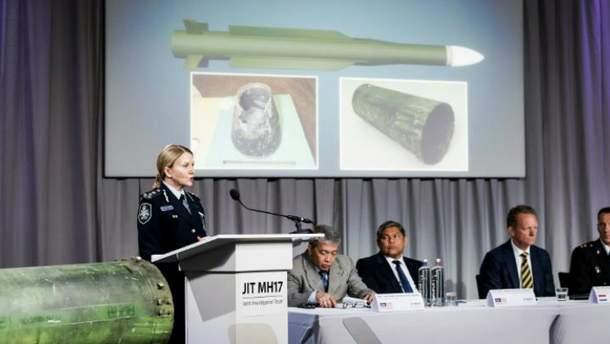 Австралия и Нидерланды требуют от России возмещения ущерба родственникам погибших из-за сбития Боинга-777