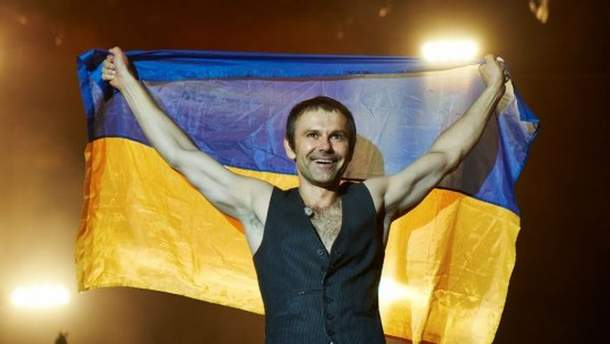 Вакарчук зіграє за команду Шевченка у Турнірі чемпіонів