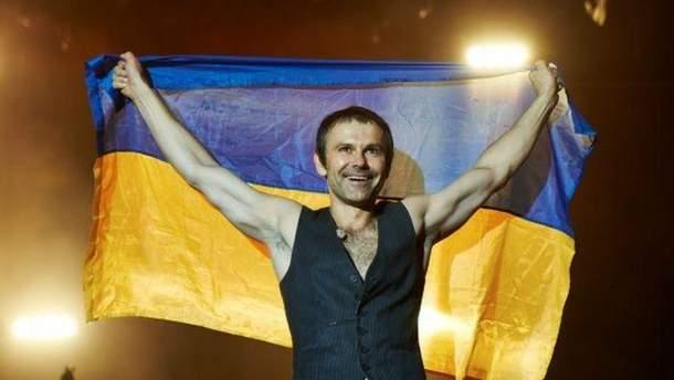 Вакарчук сыграет за команду Шевченко в Турнире чемпионов