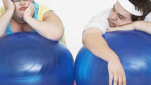 Надмірна вага людини тісно пов'язана з вітаміном D