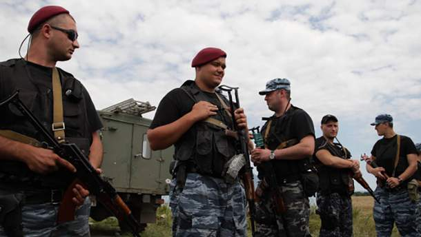 В России утверждают, что Boeing в небе над Донбассом сбили не их наемники, а ВСУ