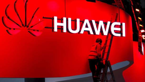 Huawei лидер среди китайских производителей