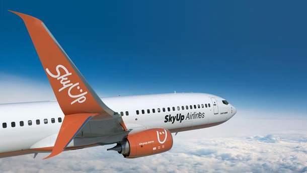 SkyUp розширює географію польотів з аеропортів України
