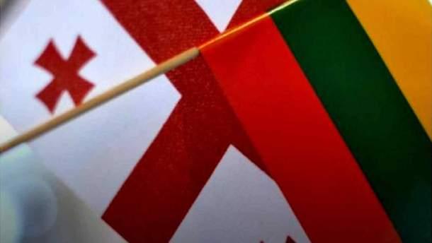 УГрузії затвердили нову назву Литви