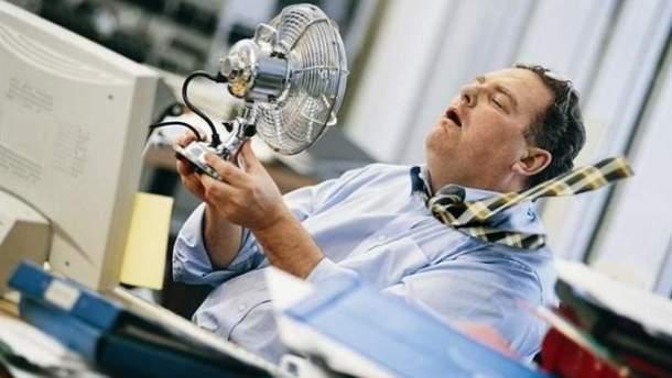 Как пережить жару сердечникам