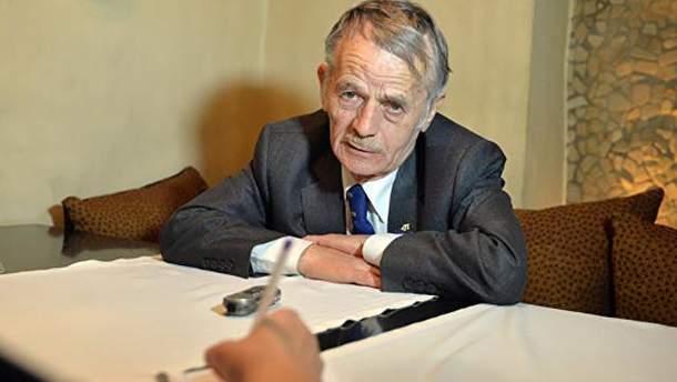 Джемилев рассказал о тайном переселение россиян в оккупированный Крым