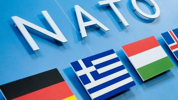 В НАТО не собираются прекращать сотрудничество с Украиной