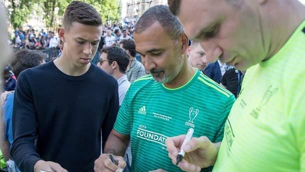 Кличко собирает подписи звезд мирового футбола под письмом с требованием освободить Сенцова