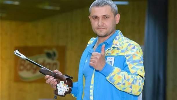 Олег Омельчук із Рівного побив рекорд світу у стрільбі з пневматичного пістолета