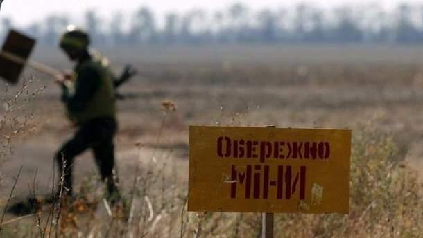 С 2014 года в Украине военные саперы очистили более 1300 км дорог и маршрутов движения