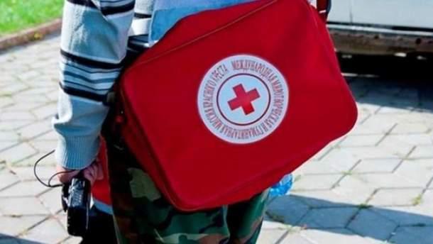 Украинский Омбудсмен попросила помощи у Красного Креста