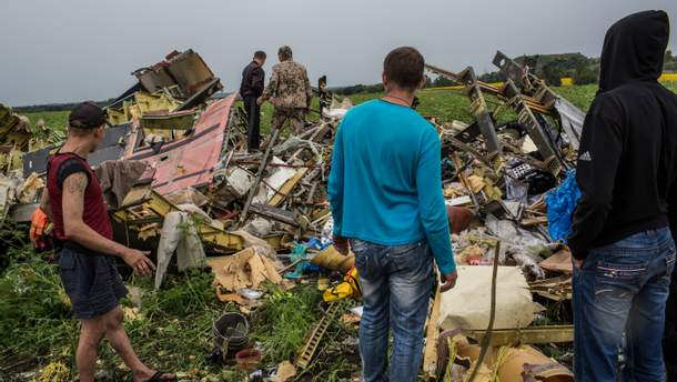 """Стало відомо, хто збивав """"Боїнг 777"""" на Донбасі у 2014 році"""