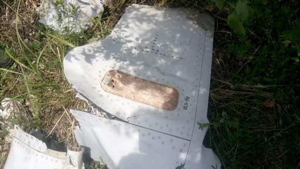 Українські військові збили ворожий безпілотник