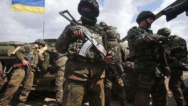 Подразделения объединенных сил уничтожили 2 и ранили 4 боевиков российско-террористических войск