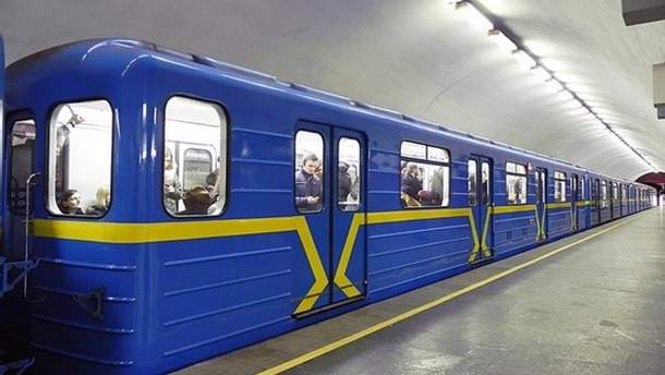 В Киеве возобновили работу станции метро