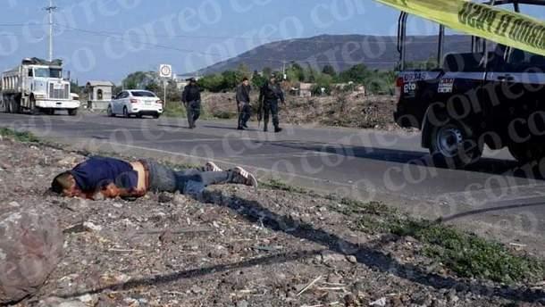 Мексику всколыхнула серия жестоких убийств