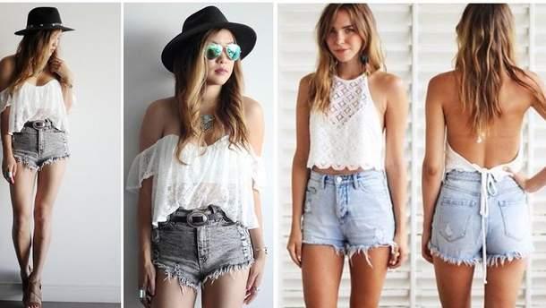 Як носити джинсові шорти, які підійдуть всім жінкам: модні ідеї