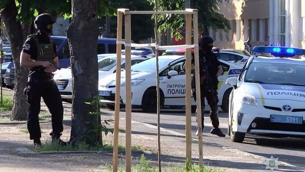 Вбивство депутата Сергія Гури  у Черкасах сталось 24 травня