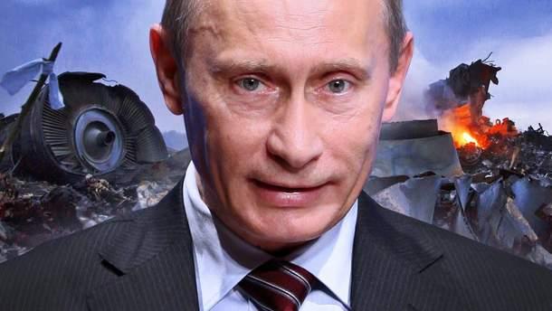 Попадет ли Путин на скамью подсудимых?