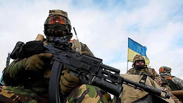 Силы ООС контролируют ситуацию на оккупированном Донбассе