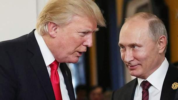 Ніхто у світі не любить Путіна так, як Трамп, заявив Сноуден