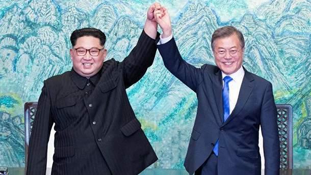 Наступна зустріч корейських лідерів має відбутися 1 червня