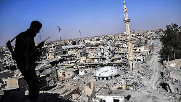 Погибли четыре российских военных в Сирии