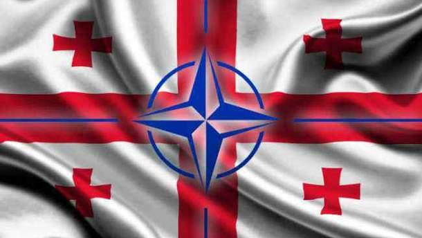 Грузия хочет стать полноправным членом Альянса