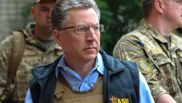 Волкер заявил о прямой ответственности России за войну на Донбассе