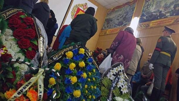 В Чите похоронили двух россиян, погибших в Сирии