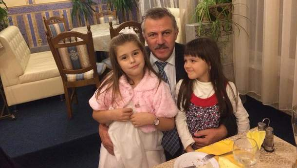 Полковник Семен Санников, которого накануне избили иностранцы в Киеве
