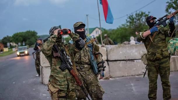 Розвідка: за минулу добу 9 бойовиків вбито та 7 поранено