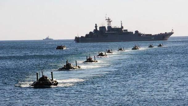 Россия начала вести гибридную войну и в Азовском море